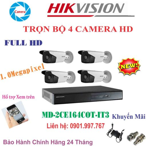 Camera Hikvision MD-2CE16C0T